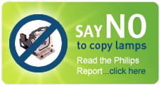 Say no to copy lamps