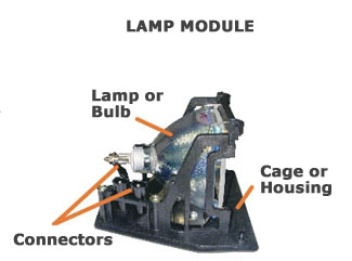 Lamp Module with Housing image